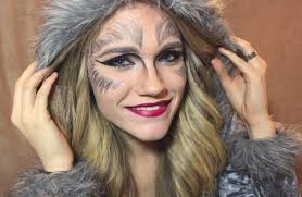15 ideas about wolf makeup