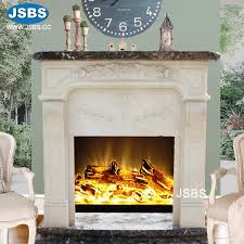 small fireplace mantel marble