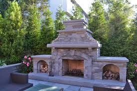 bbq fireplace patio fireplace