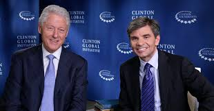George Stephanopoulos Acknowledges Giving Money to Clinton ...