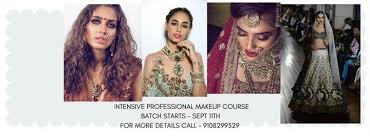 professional makeup course at bangalore
