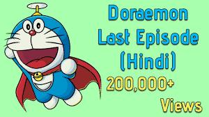 हिन्दी doraemon last episode in hindi doremon real