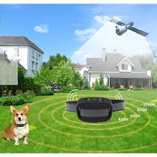 Best Dog Fence Wireless Training Collar Outdoor Electric Wireless Fence For Dogs With Remote Adjustable Range Control Wate Agility Equipment Aliexpress