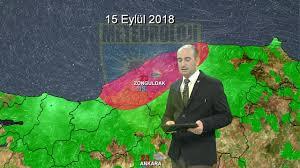 13 Eylül 2018 Üç Günlük Hava Durumu - YouTube