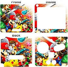 Amazon Com Super Smash Bros Zelda Cool Skin Vinyl Sticker Cover Decal For Nintendo Gba Sp Video Games