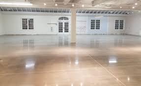 polished concrete flooring pany