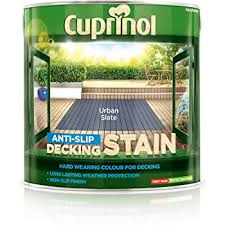 5 Ltr Johnstone S Woodworks Shed Fence Quick Dry Woodstain Ebony Amazon Co Uk Diy Tools