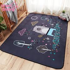 Infant Shining Baby Play Mat Thickened Kids Rug Carpet 150x200cm Children Room Rug Carpet Mat For Children Eco Friendly Blanket Kidsback