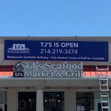TJ's Fresh Seafood Market & Grill ...