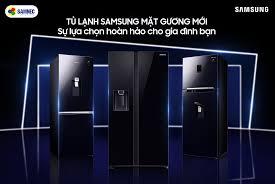 Samnec Điện Máy - 💎 Sở hữu tủ lạnh Samsung mặt gương mới...