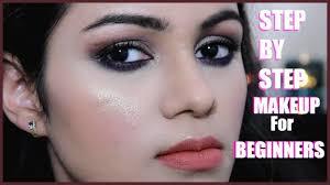 क स कर म कअप step by step makeup
