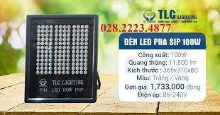 Đèn pha led TLC | Thông số kỹ thuật Đèn pha Led 50W TLC | Đèn led MPE TV  trong 2020 | Đèn led, Kỹ thuật, Samsung