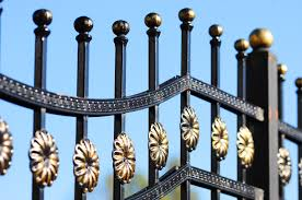 5 Examples Of Ornamental Iron Fencing Mcbride Fence Inc Clinton Nearsay