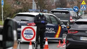 Más de 2.300 policías nacionales y guardias civiles, en casa con ...
