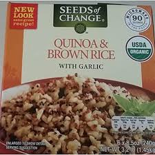 seeds of change quinoa brown rice