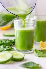 detox green juice happy foods