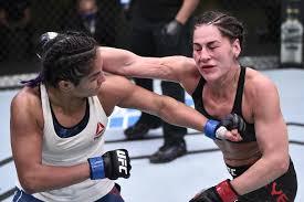 UFC Fight Night Results: Cynthia Calvillo Beats Jessica Eye Via Decision    Bleacher Report   Latest News, Videos and Highlights
