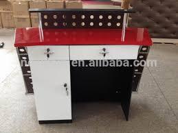 salon reception desk reception table