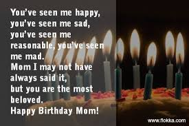 happy birthday wishes and quotes for mom flokka