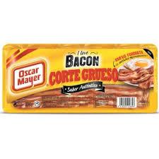 bacon in thick slices oscar mayer
