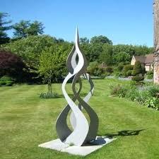 garden sculptures metal sculpture
