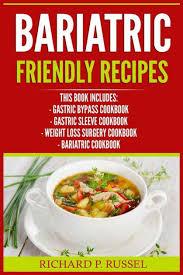 bariatric friendly recipes gastric