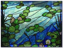 stained glass window paint kit