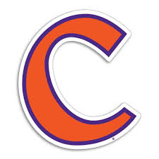 Baseball Clemson Gear Tagged Decals Mr Knickerbocker