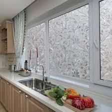 tulip flower pattern design window