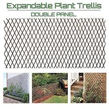 Garden Land Willow Expandable Plant Climbing Lattices Trellis Fence Support 36x92 Inch On Galleon Philippines