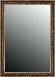 large gold framed mirror target the