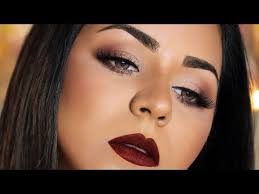 years eve party makeup tutorial