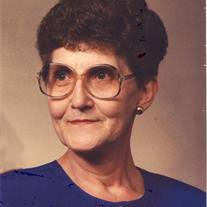 Addie Ward Obituary - Visitation & Funeral Information