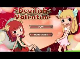 devilish valentine game you