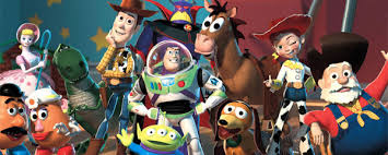 toy story 2 1999 behind the