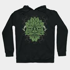 traditional celtic wicca pagan greenman