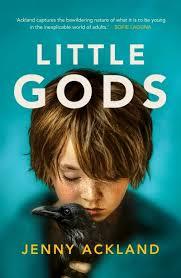 Little Gods (Jenny Ackland, A&U)   Books+Publishing