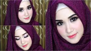 00 tutorial makeup hijab sehari hari