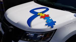 Dickson County Sheriff S Office Debuts Autism Awareness Patrol Car