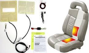 custom fit heated or massage seat kit