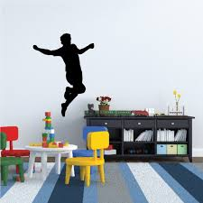 Track And Field Long Jump Wall Decal Vinyl Decal Car Decal Ns001