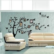 3d Pvc Free Removable Wall Stickers Art Vinyl Family Tree Wall Stickers Decal Living Room Home Decor Photo Frame Wall Stickers Buy Pvc Free Removable Wall Stickers Family Tree Wall Stickers Decal Photo