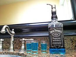 jack daniels whiskey bottle pump
