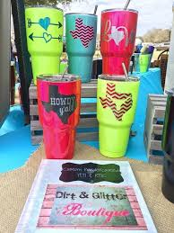 Yeti Custom Texas Theme Powder Coated By Dirtnglitterboutique Home Kitchen Accessories Online Yeti Cup Designs Monogram Decal Yeti Cup Decal
