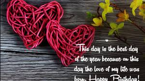 happy birthday love messages images pictures hd happy