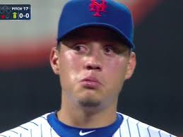 Wilmer Flores started crying on the field after thinking he was being  traded - SBNation.com