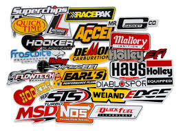 Holley 36 462 Holley Go Fast Sticker Pack