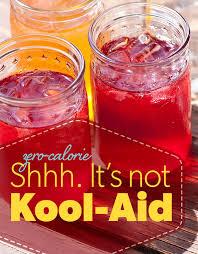 easy homemade non kool aid beverage