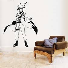 Naruto Manga Anime Japan Vinyl Wall Art Decal