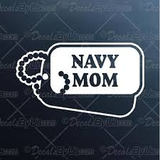 Navy Mom Dog Tags Decal Navy Mom Dog Tags Car Sticker Best Prices